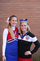Beeler Named All American Cheerleader